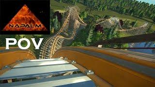 napalm rmc cannonball conversion day night raw pov planet coaster