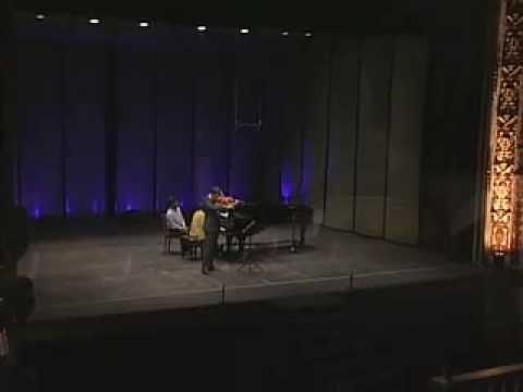 "Ori Kam - Schubert ""Arpeggione"" Sonata"