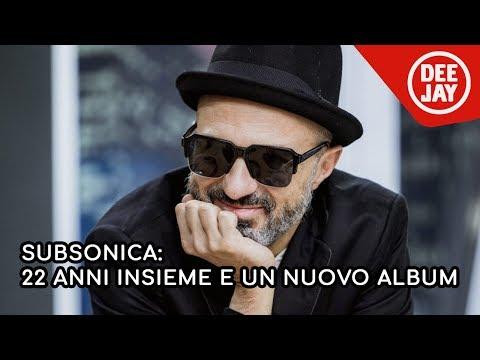 Subsonica: il nuovo album '8' presentato a Deejay Chiama Italia