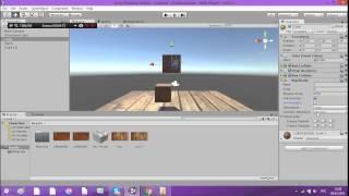 Уроки по Unity3d #8 - Компоненты физики (часть 1)