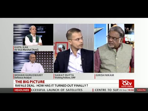 The Big Picture- Rafale deal: How has it turned out finally?