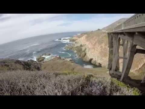 Cycling Big Sur