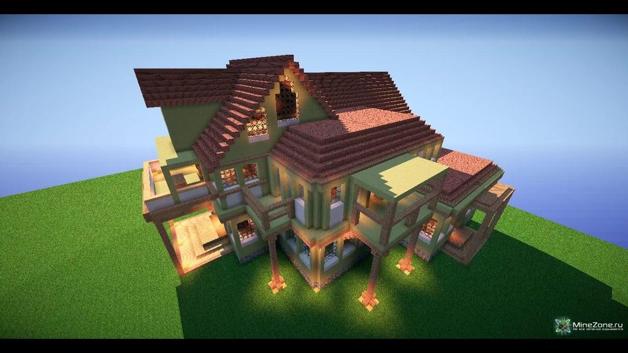 Готовые постройки - Карты для Minecraft - Скачать моды ...