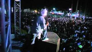 Sizzla live in Miami - Trod Mt. Zion