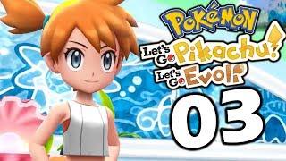 Die SCHÖNE MISTY 😍 POKÉMON Let's Go Pikachu & Pokémon Let's Go Evoli