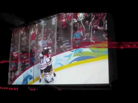 2010 Olympics US vs Canada Ice Hockey Final @Sports Bars