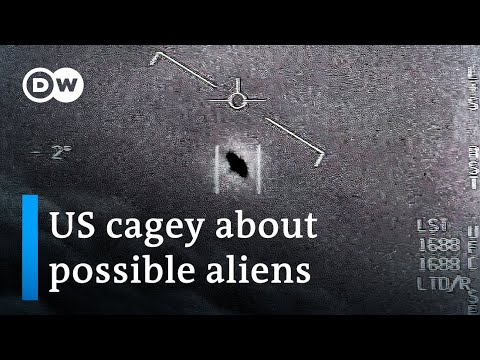 US releases UFO report with 'no explanation' for 143 sightings   DW News