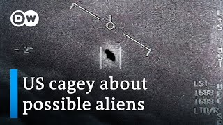 US releases UFO report with 'no explanation' for 143 sightings | DW News