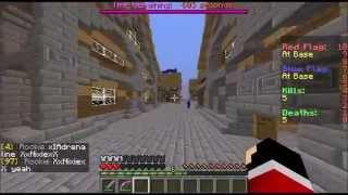 Minecraft:A Partida do hack Que Não Tomava Dano
