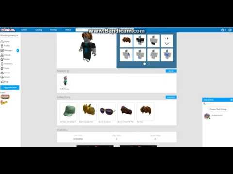 Roblox video - My entire account