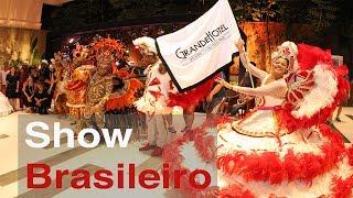Show Escola de Samba - música Mas que nada - Grande Hotel SENAC - Apito de Mestre