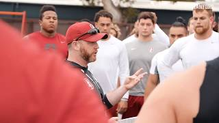 Stanford Football: Summer Conditioning