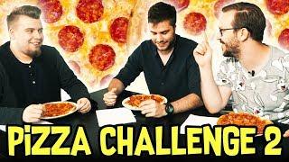 PIZZA CHALLENGE 2 ft. POSZUKIWACZ, MANDZIO #Tłustyczwartek