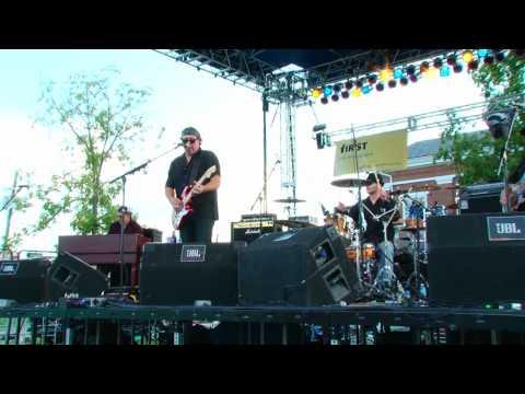Jay Jesse Johnson Band - Lawrenceburg Fall Festival 2011