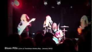 Baixar Blues Pills 2013 live rock music at its best - Truckstop Alaska