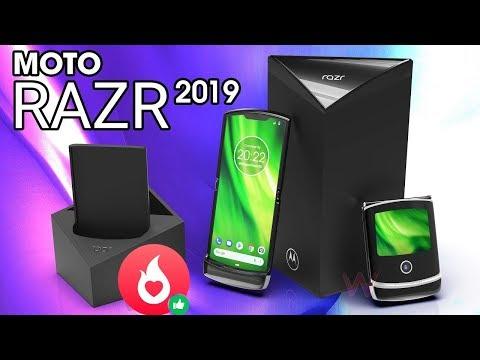 Motorola Razr 2019 Unboxing || Motorola Razr Foldable Phone Review & Price