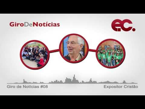 Giro De Noticias #008 - Estúdio de TV Metodista - QuintaFeiraUsoPreto - Sombra e Água Fresca