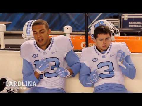 Carolina Football Video: 2015 Wide Receiver Highlights