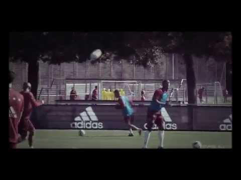 Thiago and costa Incredible skills (FC Bayern)