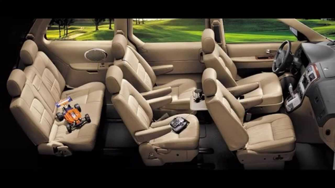 2016 Kia Sedona Interior - YouTube