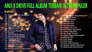 Download ANJI & DRIVE FULL ALBUM PILIHAN TERBAIK & TERPOPULER 2021 | TANPA IKLAN