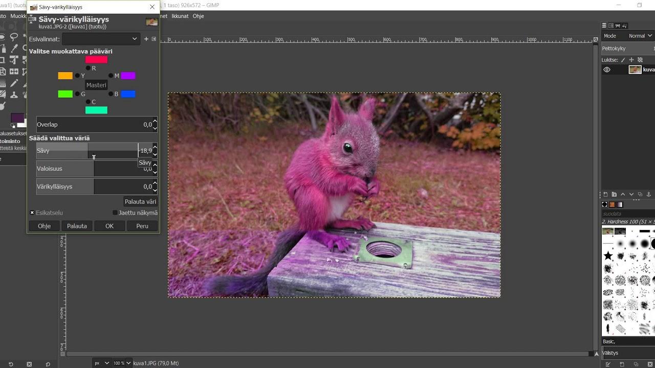 Video Editointi