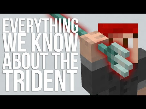 Everything We Know About the Trident in Minecraft