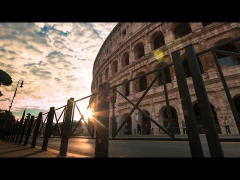 Rome & Vatican City in 4k