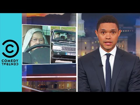 Thumbnail: When Will All The News Stop? - The Daily Show | Comedy Central