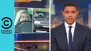 When Will All The News Stop? - The Daily Show | Comedy Central