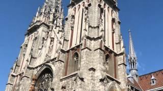 Костёл Святого Николая в Киеве / St. Nicholas Roman Catholic Cathedral, Kiev(Римо-католический костёл Святого Николая в Киеве, используемый с 1980 года в качестве Дома органной и камерно..., 2015-09-18T18:58:47.000Z)