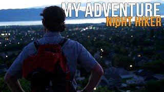 whats your adventure night hiking