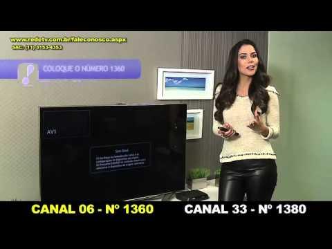 Aprenda a sintonizar a RedeTV em parabólicas no aparelho Visiontec