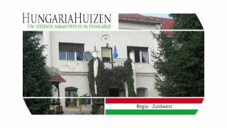 Vakantiewoning Hongarije, Rijneckerhof in Magyaregregy