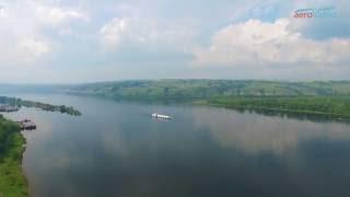 Великая Сибирская река Енисей