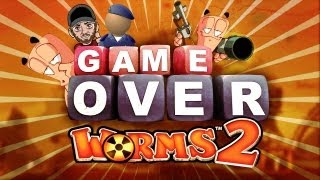 Game-Over: Worms 2 Armageddon [6] - Apocalypse Wurm Redux - Napalm am Morgen
