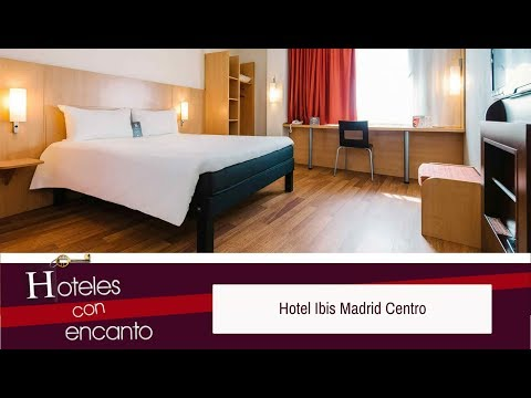 HOTEL IBIS MADRID CENTRO - HOTELES CON ENCANTO