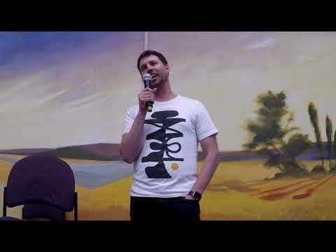 Jon Heder Q and A-Hamilton Comic Con