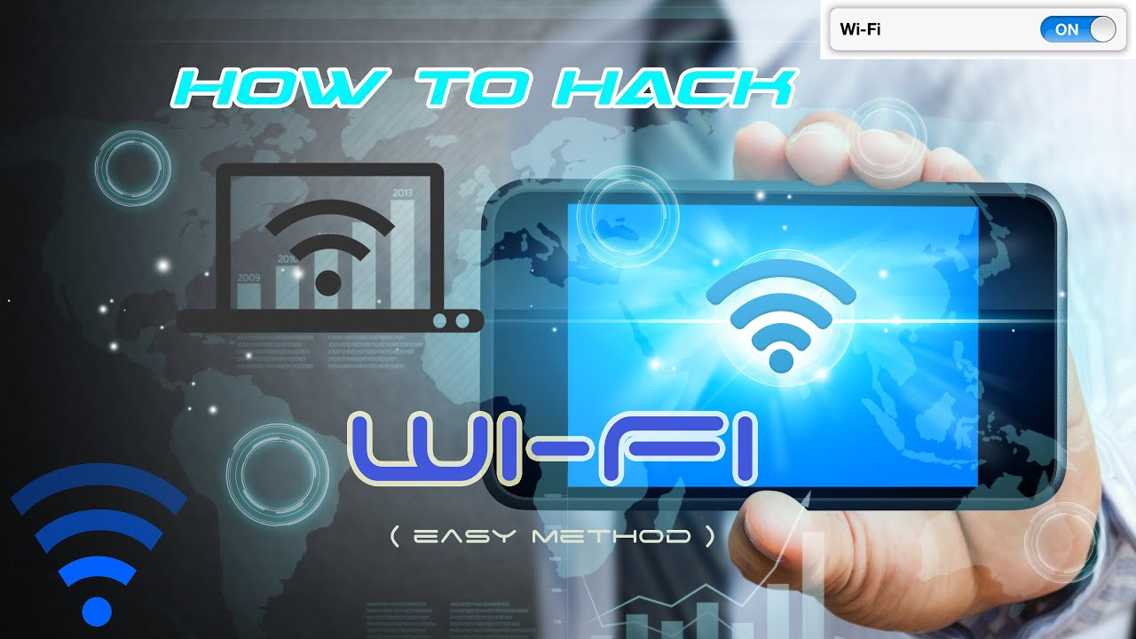 how to change wifi password from laptop