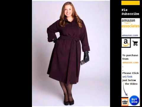 06df324efbf Women s Plus-Size Coats   Jackets Romance - YouTube