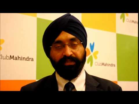 Mahindra Holidays & Resorts' MD & CEO Kavinder Singh talks to BusinessLine