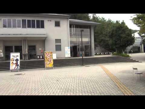 25 Florian auf Tour - Kyoto 2.6 - Kyoto Seika Daigaku