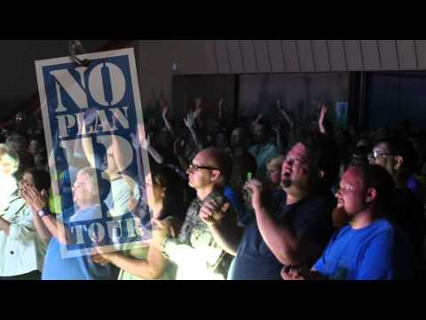 "Carman live on the ""No Plan B Tour"""