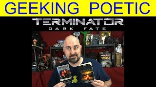 Terminator Dark Fate Trailer Reaction and Initial Thoughts