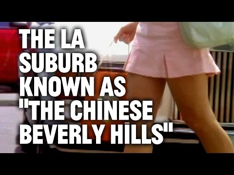 Morgen - LA Suburb Known as Chinese Beverly Hills