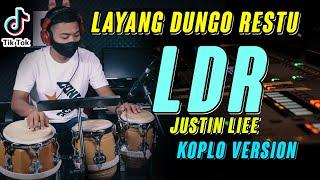 Download lagu LDR ( Layang Donga Restu - Justin Liee ) Koplo Version Cover Terbaru ( Tak Tulis Layang Kangen Iki )