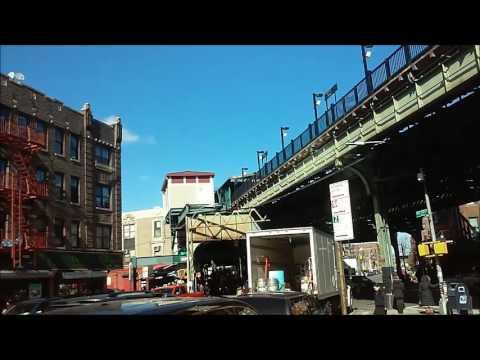 США - Бруклин: Еврейский квартал  Borough Park