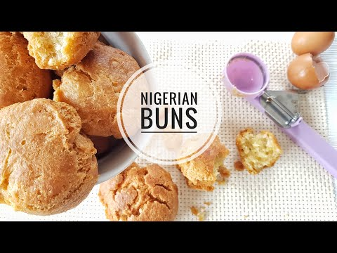 Nigerian Buns | Small Chops | Nigerian snacks thumbnail