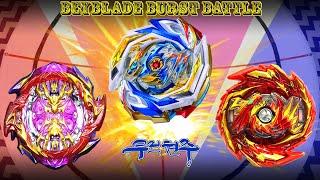 빅뱅 제네시스(BigBang γenesis) vs 임페리얼 드래곤(Imperial Dragon) vs 마스터…