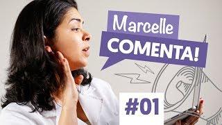 COM QUANTOS ANOS SE PODE IR PARA A ACADEMIA? | Marcelle Comenta #01